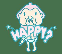 yokozuna-man sticker #96384