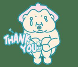 yokozuna-man sticker #96386