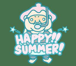 yokozuna-man sticker #96392