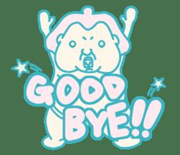 yokozuna-man sticker #96394