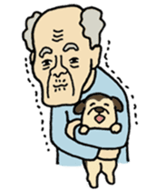 Various Grandfathers sticker #96571