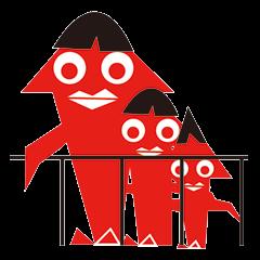 Mr red arrow