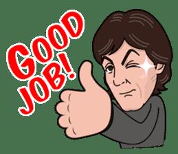 Paul McCartney sticker #97067