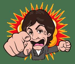 Paul McCartney sticker #97075
