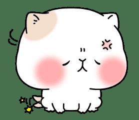 Mochineko Sticker sticker #97391