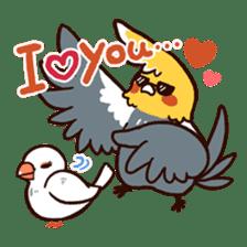Choiwaru Cheek sticker #97492