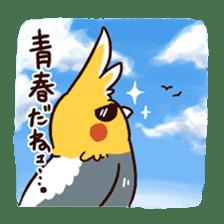 Choiwaru Cheek sticker #97502