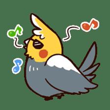 Choiwaru Cheek sticker #97509