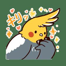 Choiwaru Cheek sticker #97515