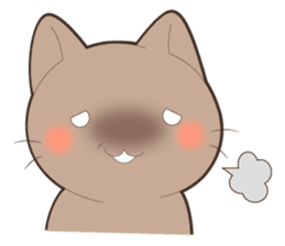 Every day you want help of cat sticker #97516