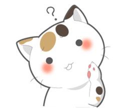 Every day you want help of cat sticker #97527