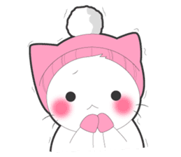Every day you want help of cat sticker #97531