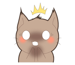 Every day you want help of cat sticker #97535