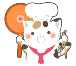 Every day you want help of cat sticker #97554