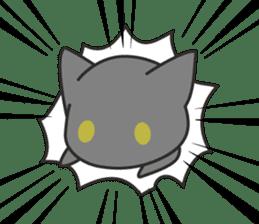 Black Cat sticker #97616