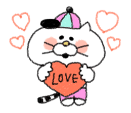 Nyanki-teacher sticker #97756