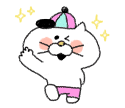 Nyanki-teacher sticker #97758