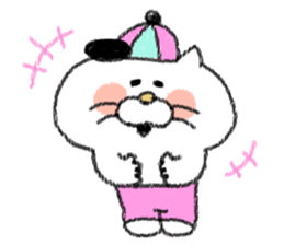 Nyanki-teacher sticker #97761