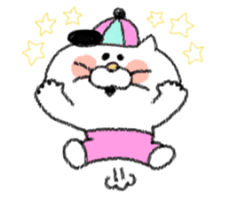 Nyanki-teacher sticker #97762