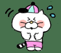 Nyanki-teacher sticker #97765