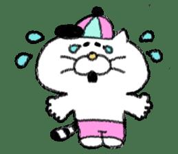 Nyanki-teacher sticker #97766