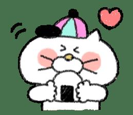 Nyanki-teacher sticker #97767