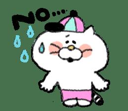 Nyanki-teacher sticker #97772
