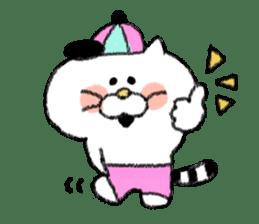 Nyanki-teacher sticker #97773