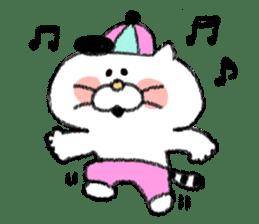 Nyanki-teacher sticker #97774