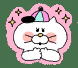 Nyanki-teacher sticker #97775