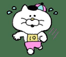 Nyanki-teacher sticker #97788