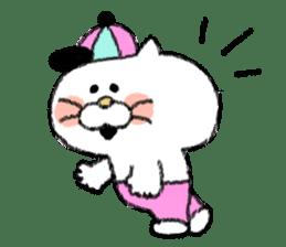 Nyanki-teacher sticker #97790