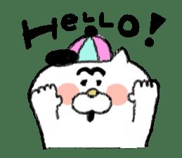 Nyanki-teacher sticker #97794