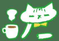 FUNNY CAT TORO sticker #97811