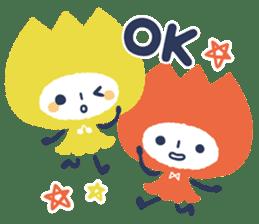 Red White Yellow (Aka Shiro Kiiro) sticker #97996