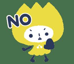 Red White Yellow (Aka Shiro Kiiro) sticker #97997