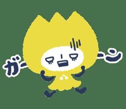 Red White Yellow (Aka Shiro Kiiro) sticker #98000