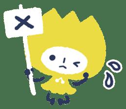 Red White Yellow (Aka Shiro Kiiro) sticker #98008