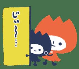 Red White Yellow (Aka Shiro Kiiro) sticker #98016