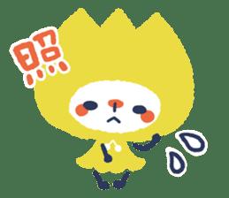 Red White Yellow (Aka Shiro Kiiro) sticker #98018