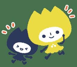 Red White Yellow (Aka Shiro Kiiro) sticker #98027