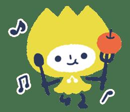 Red White Yellow (Aka Shiro Kiiro) sticker #98029