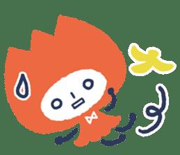 Red White Yellow (Aka Shiro Kiiro) sticker #98034