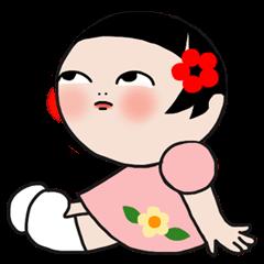 KOKESHI MARIE