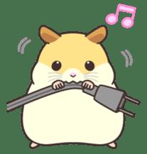 My lovely Hamster sticker #98596