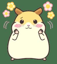 My lovely Hamster sticker #98602