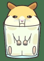 My lovely Hamster sticker #98606