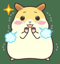 My lovely Hamster sticker #98619