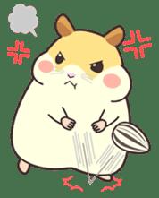 My lovely Hamster sticker #98622