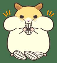 My lovely Hamster sticker #98632